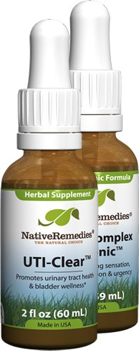 Native Remedies Urinary Health ComboPack
