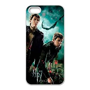 Deathly Hallows iPhone5s Cell Phone Case White yyfabb-123580