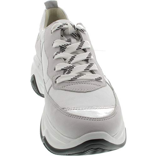 Sneaker Green Donna Paul Bianco Paul Green 6qp10w