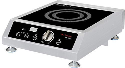 Sunpentown SR-18AC 1800W Commercial Counter Top Range Induction Cooktop