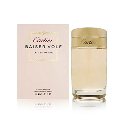 Eau De Perfume Spray for Women, 3.3 Ounce (Cartier Eau De Parfum Spray)