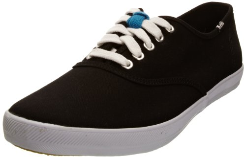Keds Champion Cvo Canvas, Sneakers Uomo Nero (Black/White)