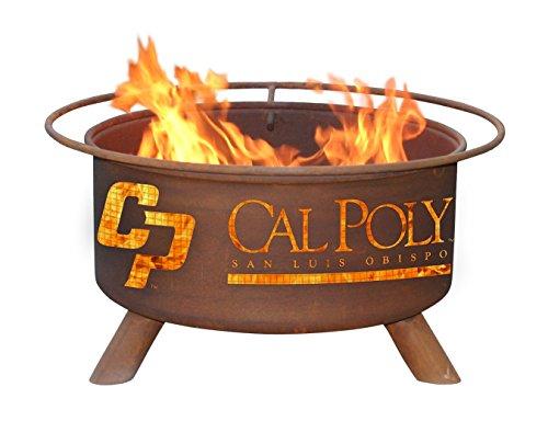 Patina F235 Cal Poly San Luis Obispo Fire Pit