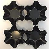 Best None Muffin Pans - Tortilla Pan Set Non Stick Steel Set of Review