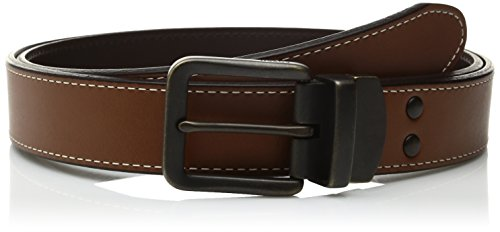 Fossil Mens Leather Fitz Reversible product image
