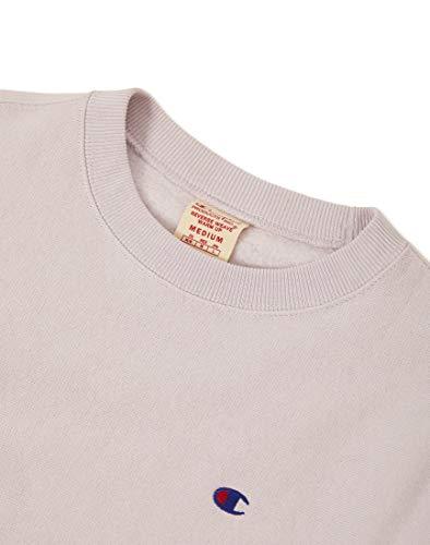 Vs031 Homme Champion Reverse Violetlvf shirt Weave Crewneck SweatshirtSweat 4Lc35ARjqS
