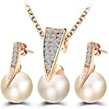 Jewelry Set Necklace and Earrings Designed exclusively for women