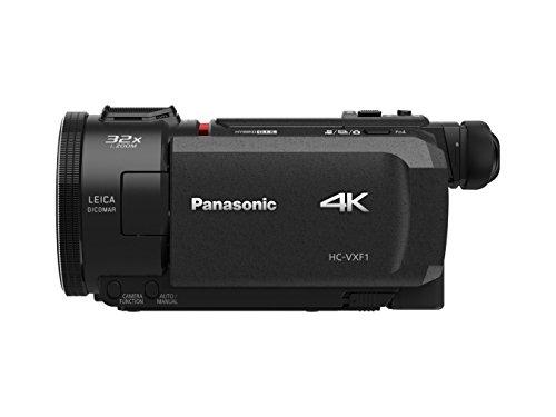 Panasonic HC-VXF1 - Videocámara Semi-Profesional de 24x, Gran ...
