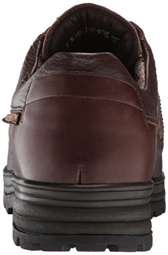 Mephisto Mens Barracuda Gore-Tex Leather Shoes Brown
