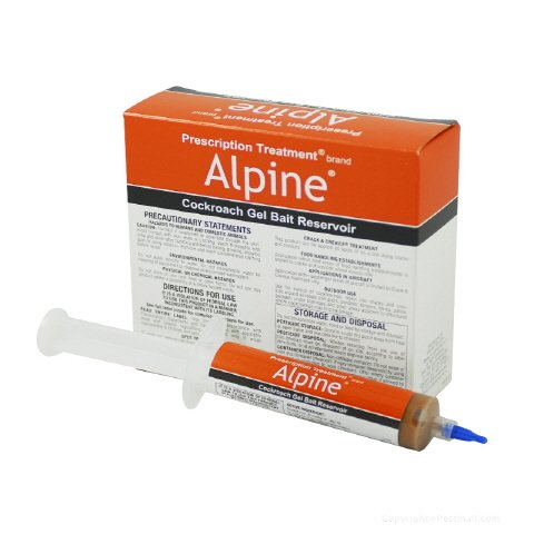Alpine Cockroach Gel Bait Insecticide- 4 tube x 30gms