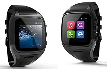 Develop X1 Smartwatch Android 4.4 3G Smart Phone Smart watch 5.0M ...