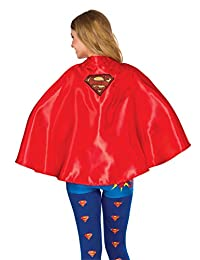 Rubies Costume Women's DC Superheroes Supergirl Cape