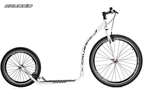 Adult kick scooter, kick bike, fitness bike CRUSSIS URBAN 4.1