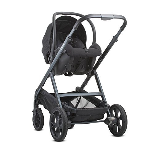Joovy Qool Car Seat Adaptor Graco/Chicco, Graphite 9090