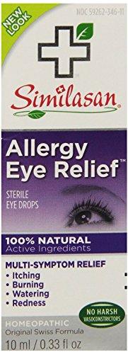 Similasan Allergy Eye Relief Eye Drops, .33 Ounce
