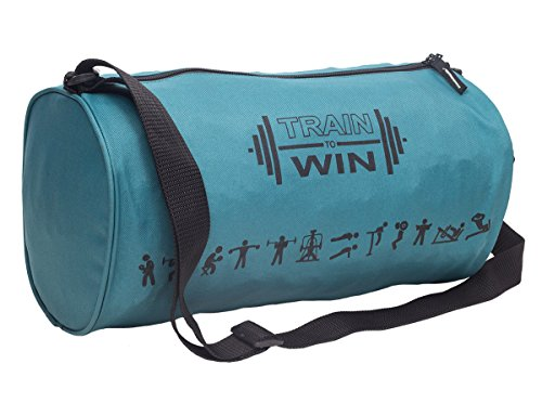 Cosmus Fitwell 23Litres T Green Gym Bag