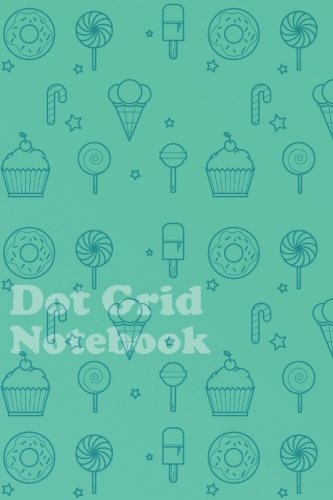 Dot Grid Notebook: Blank Journal For Writing: Unlined, Unruled Dot Paper 5mm Five DPI, 6x9, 108 pages Bullet journaling Doodling Writing (Dotted Notebook Journals) (Volume 3)