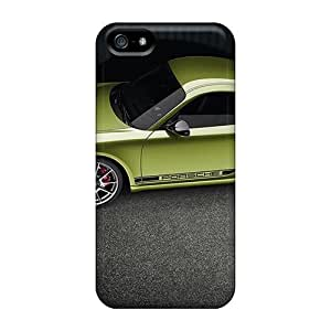 New Iphone 5/5s Case Cover Casing(porsche Cayman R 2011)