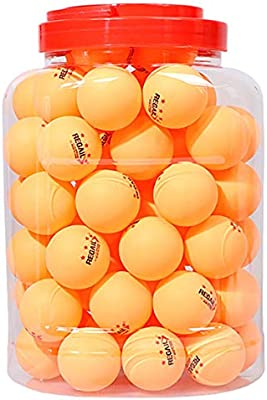 73JohnPol Pelotas de Tenis de Mesa Pelotas de Ping Pong para ...