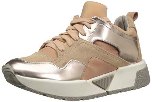 Dolce Vita Women's Walter Sneaker, Rose Suede, 7.5 M US