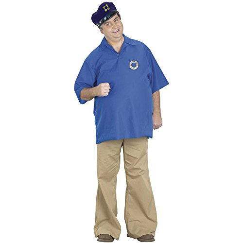 BOS The Skipper Costume Size: Adult Standard Size