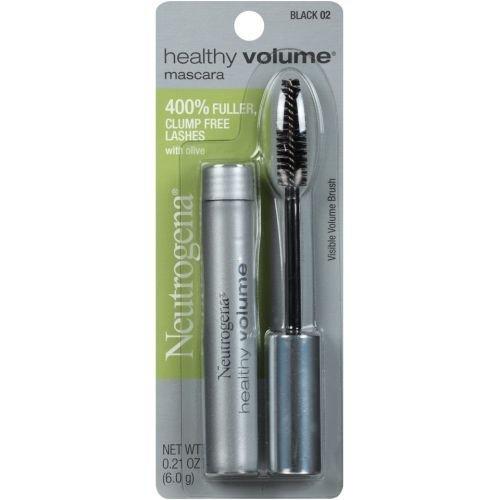 - Neutrogena Healthy Volume Black Mascara, 0.21 Ounce - 36 per case.