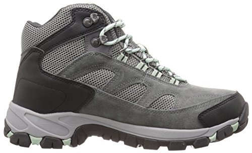 Cool Women's Grey Logan Charcoal Mid Waterproof Boot Wn Lichen Tec Hiking Hi 6xwqFzz
