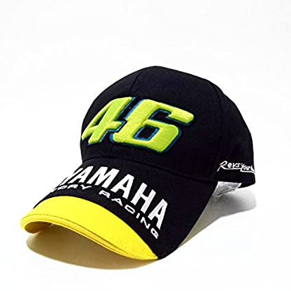 Buy YourShoppingCube Moto GP Racing Yamaha 46 Baseball Cap (Black) Online  at Low Prices in India - Amazon.in 4b782f0c75f