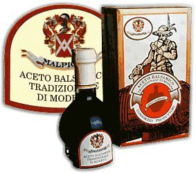 Traditional Balsamic Vinegar of Modena PDO 12 years old, 3.4 oz (100 ml) (Best Aged Balsamic Vinegar)