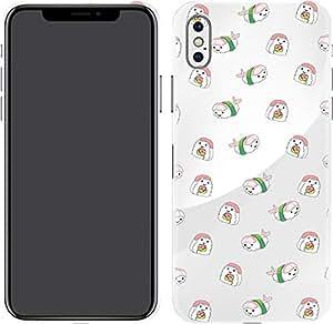 Switch iPhone X Skin Sushi Transparent