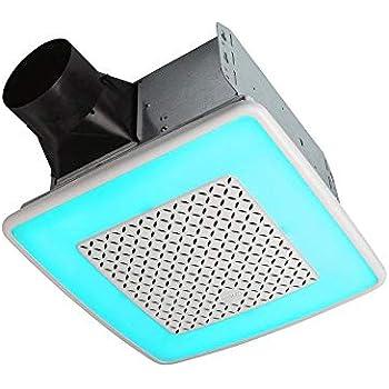 Home Netwerks 7130 08 Bt 70 Cfm Stereo Speaker Bathroom
