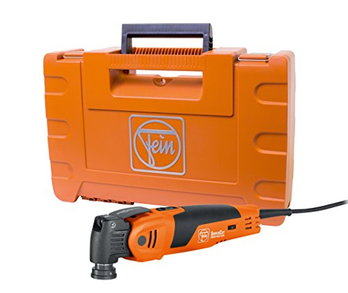 FEIN FSC500QSL Supercut StarlockMax Oscillating Multi-Tool with snap-fit accessory change from Fein