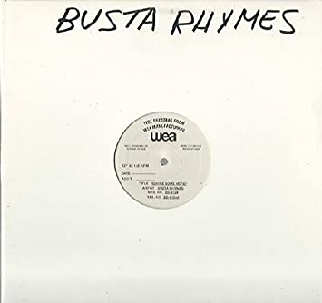Busta Rhymes Busta Rhymes Gimme Some More Tear The Roof Off 12 Vg Nm Usa Wea Ed 6126 Amazon Com Music