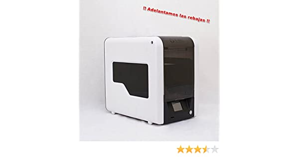 Moebyus MM206001 Machines One Impresora 3D de Escritorio: Amazon ...
