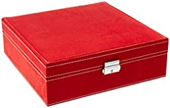 KLOUD City Two-Layer lint Jewelry Box Or...