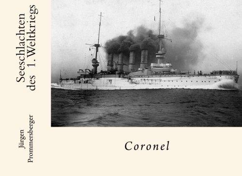 Seeschlachten des 1. Weltkriegs: Coronel