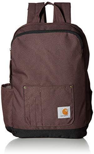 Carhartt Legacy Compact Tablet Backpack, Wine [並行輸入品]