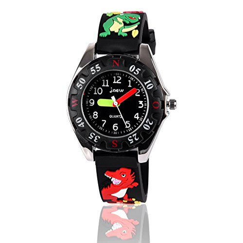 - Gift for 3-8 Year Old Boy Kids, Kids Wristwatch for Kid Gift for Boys Age 3-10 Gift for Children Birthday Boy Watch