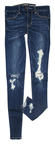 American Eagle Women's Denim X High-Waisted Jegging 1135 (6 Regular)