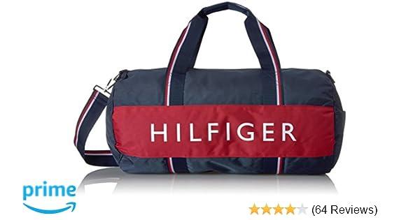 2f7840040c Amazon.com  Tommy Hilfiger Duffle Bag Patriot Colorblock