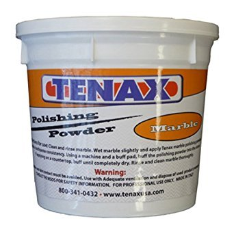 (Tenax Marble Polishing Powder -- 1kg (2lb. container))