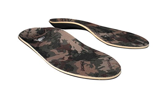 Hiking Shoe Absorbing Cushion Journey Camo Shock Powerstep For Hiker Insoles Perfect 1BwpHHqUx