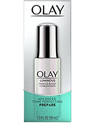 Olay Luminous Miracle Boost Concentrate, Face Booster, 1 Fluid Ounce