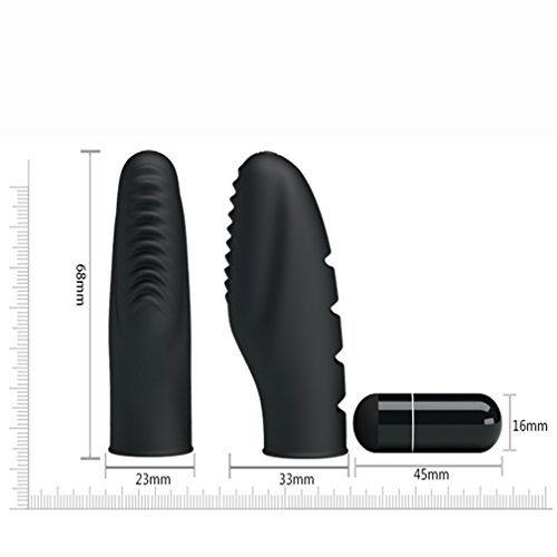 Powerful Mini Vibrator Finger Massager for Body Relax - Waterproof Pocket Size with Safe Material(Delieved Data :1-3 Days) by Tadesi (Image #5)