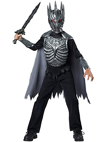 InCharacter Costumes Dark Knight Costume, One Color, Size 12