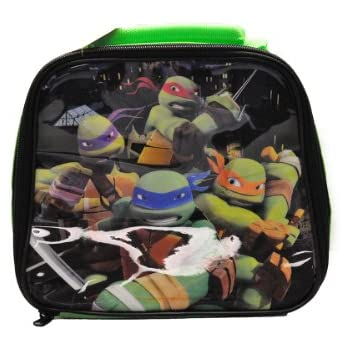Amazon.com: Teenage Mutant Ninja Turtles térmico Lunchbox ...