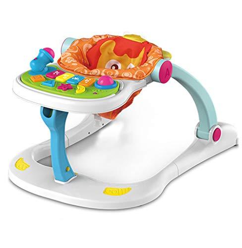 2 en 1 Actividad Musical de Sonidos Infantiles para bebés Push ...