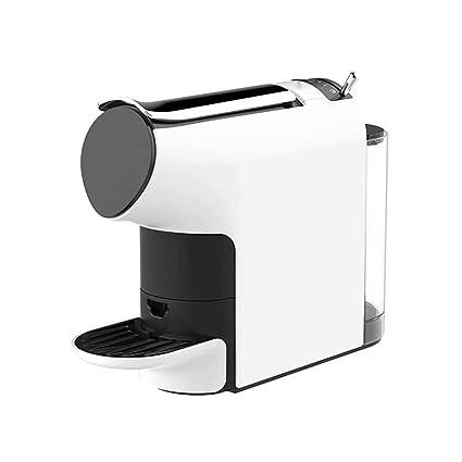 WY-coffee maker Máquina de café en cápsulas pequeña máquina de café automática, 2200W