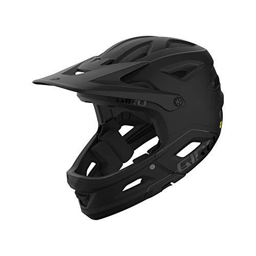 Giro fietshelm Switchblade MIPS, unisex, Switchblade MIPS, mat zwart/glanzend zwart, M