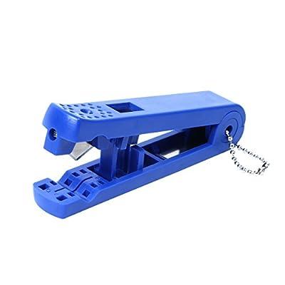 SNS TK-3 mini portable plastic hose & tube cutter, drip tubing cutter